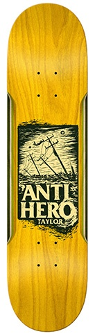 Anti-Hero Anti-Hero Taylor Hurricane Deck - 8.40
