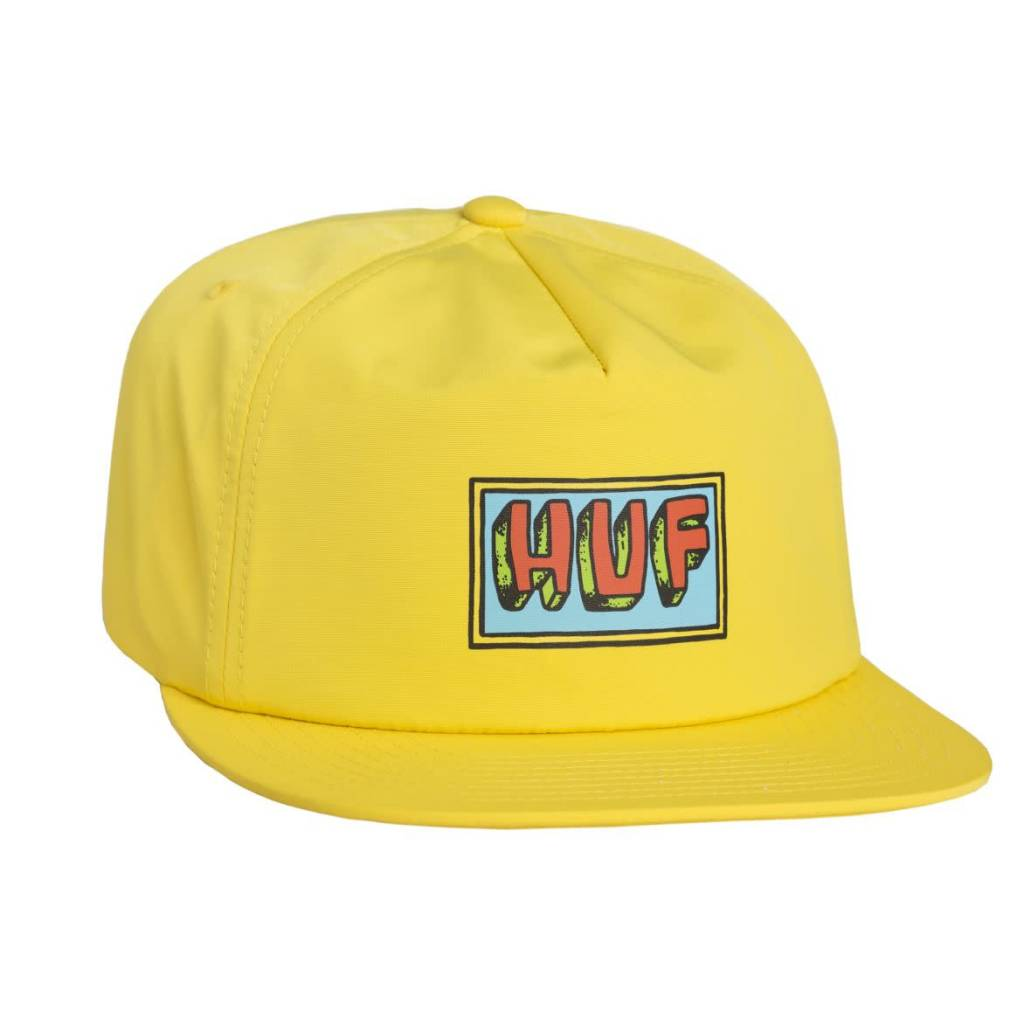Huf Worldwide Huf Mar Vista Hat - Yellow
