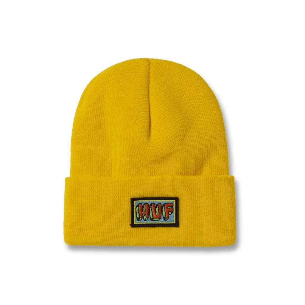 Huf Worldwide Huf Mar Vista Beanie - Yellow