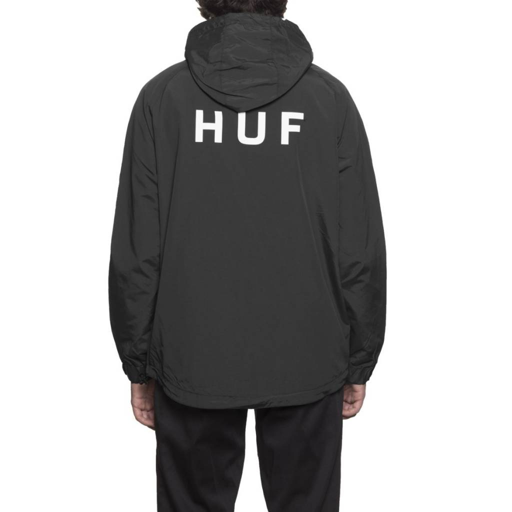 Huf Worldwide Huf Standard Shell Jacket - Black