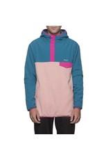 Huf Worldwide Huf Muir Hooded Pullover Jacket - Dark Teal