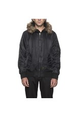 Huf Worldwide Huf N2B (reversible) Jacket - Black