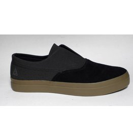 Huf Worldwide Huf Dylan Slip On - Black/Dark Gum
