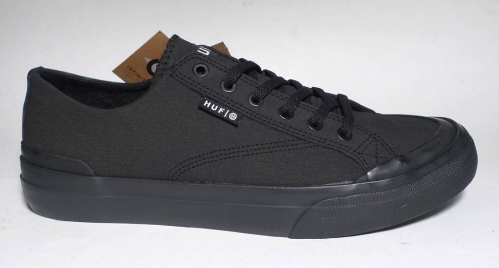 Huf Worldwide Huf Classic Lo - Black/Black