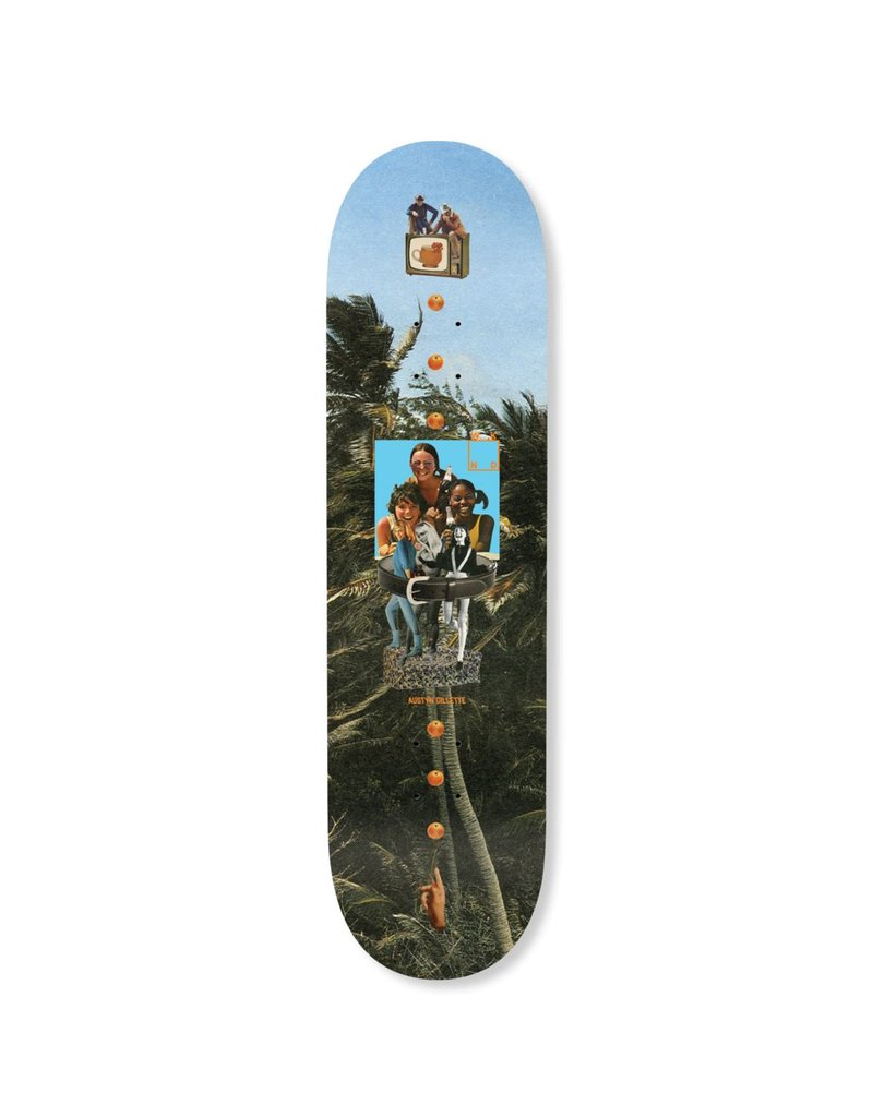 WKND brand WKND Austyn Gillette Oranges Collage Deck - 8.25