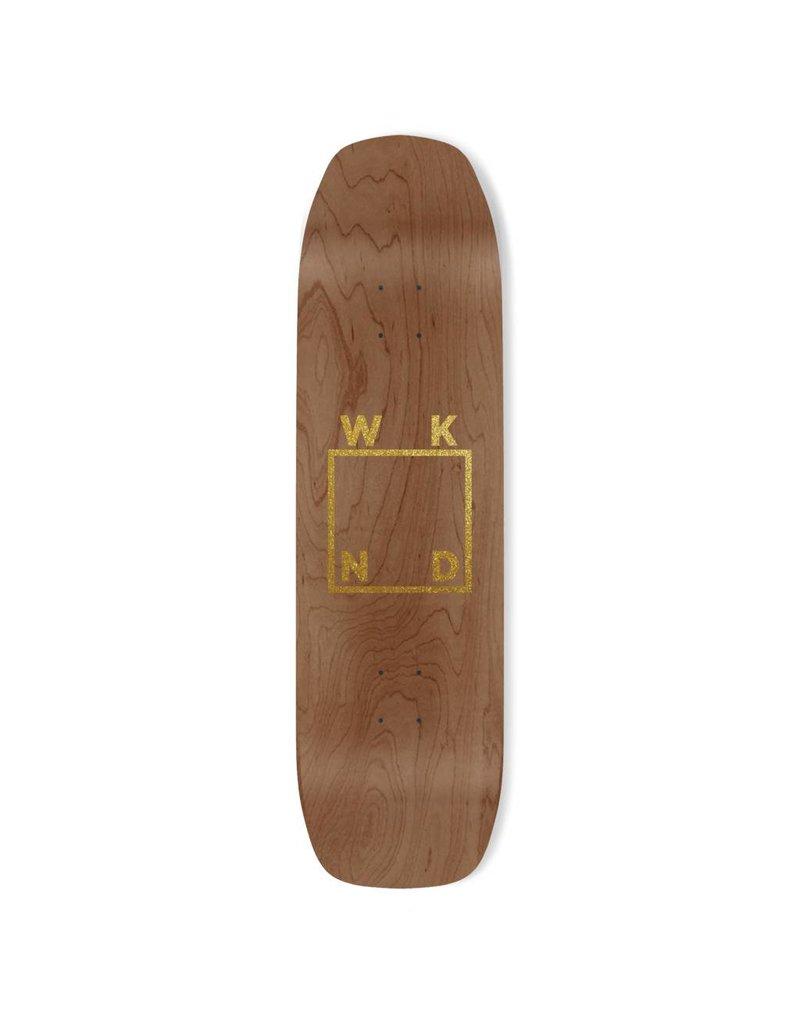 WKND brand WKND Glitter Logo Cruiser Deck - 8.5