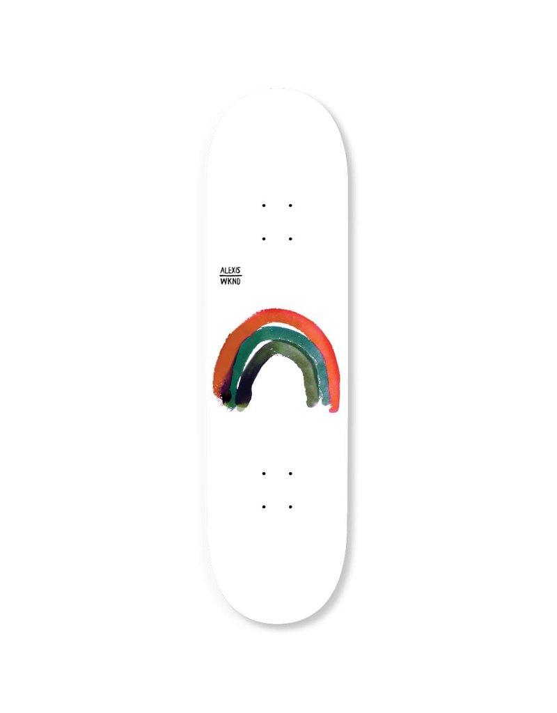 WKND brand WKND Alexis Sablone Rainbow Deck - 8.0