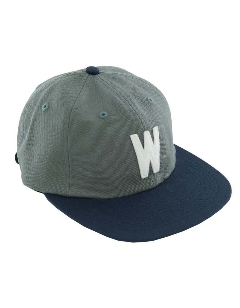 WKND brand WKND W Hat - Steel Gray/Navy
