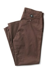 Vans Vans Mens Authentic Stretch Chino -  Brown