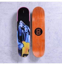 Quasi Quasi Hound Pink Deck - 8.125 x 31.75