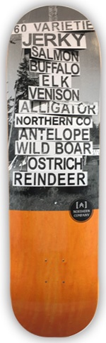Northen Co. Northern Co. Team jerky Deck - 8.12