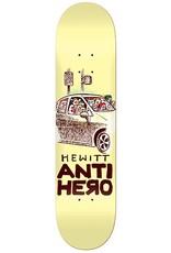 Anti-Hero Anti-Hero Hewitt Overcrowding Deck - 8.28