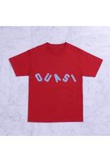 Quasi Quasi Charlie T-shirt - Red