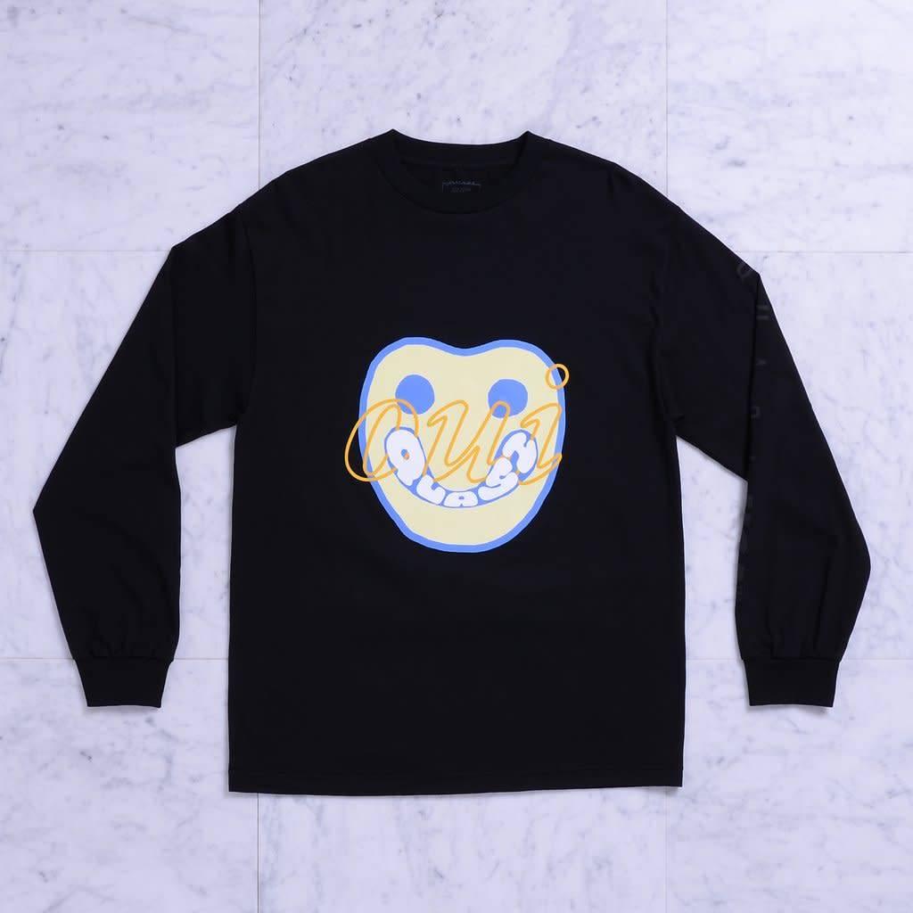Quasi Quasi Yes LongsleeveT-shirt - Black