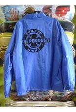 Independent Independent Built to Grind Windbreaker - Blue/Black (size X-Large)