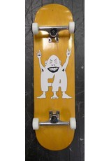 FA skates Monster Yellow Complete - 8.5