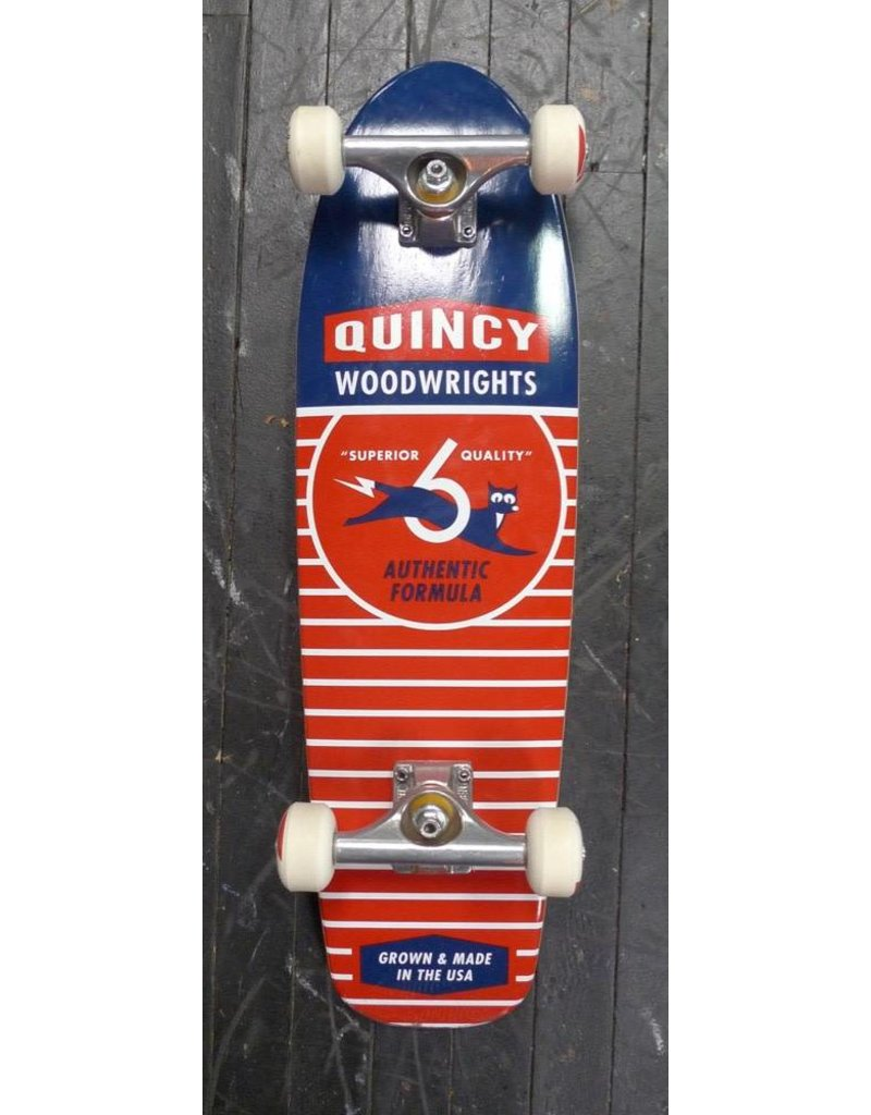 Quincy Mini Cruiser Complete - 7.75