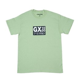 GX1000 GX1000 Japan T-shirt - Pistachio (size Small)