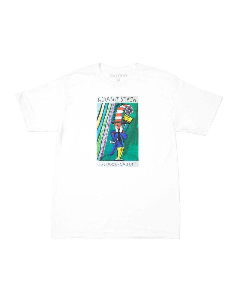 GX1000 GX1000 Micro Dose T-shirt - White