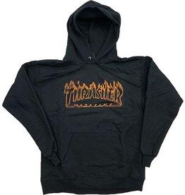 Thrasher Mag Thrasher Richter Hoodie - Black