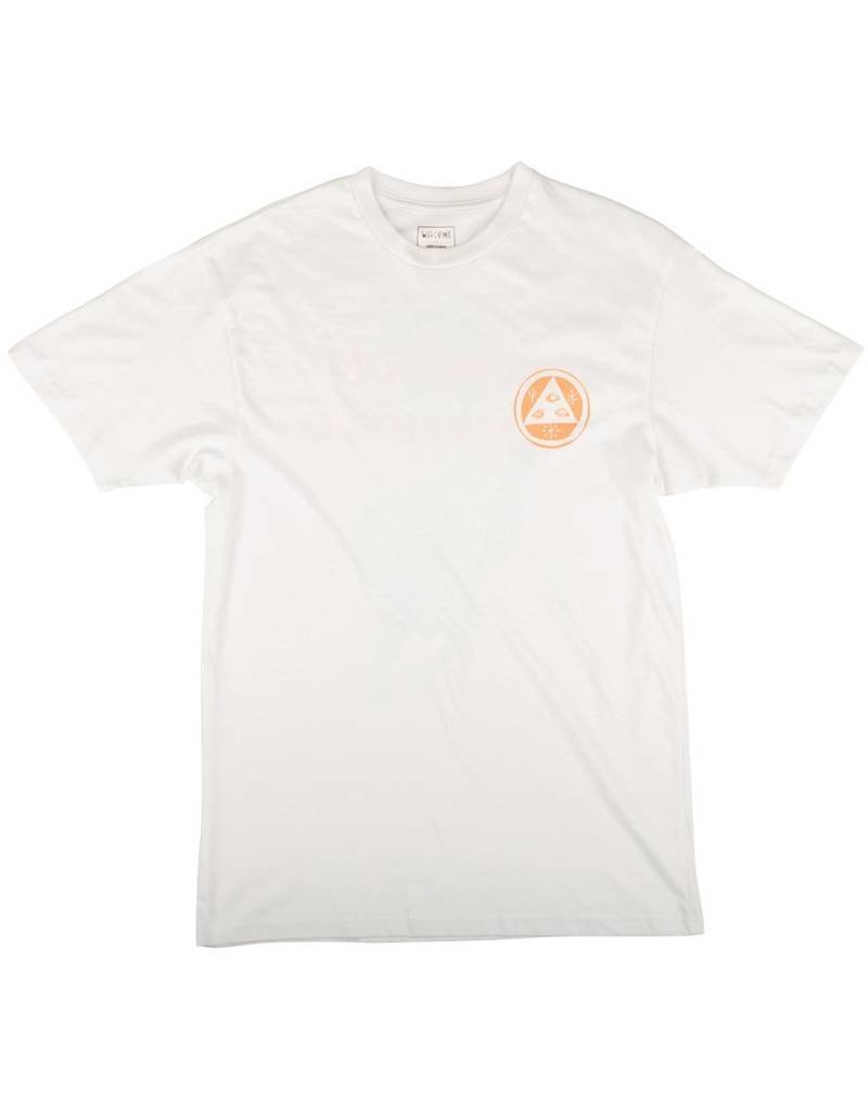 Welcome Welcome Summon Cetus T-shirt - White (size Large)