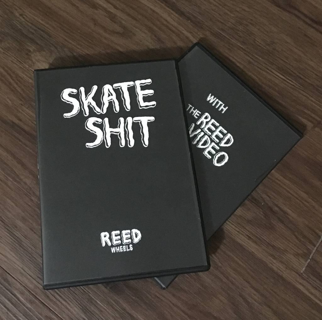 Reed Reed Wheels Skate Shit - DVD