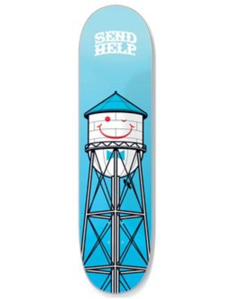 Send Help Send Help Smiley Deck - 8.25