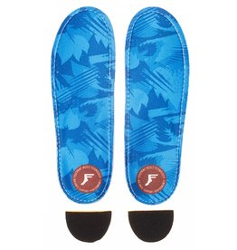 Footprint Footprint Kingfoam Orthotic Low Pro Blue Camo Insole