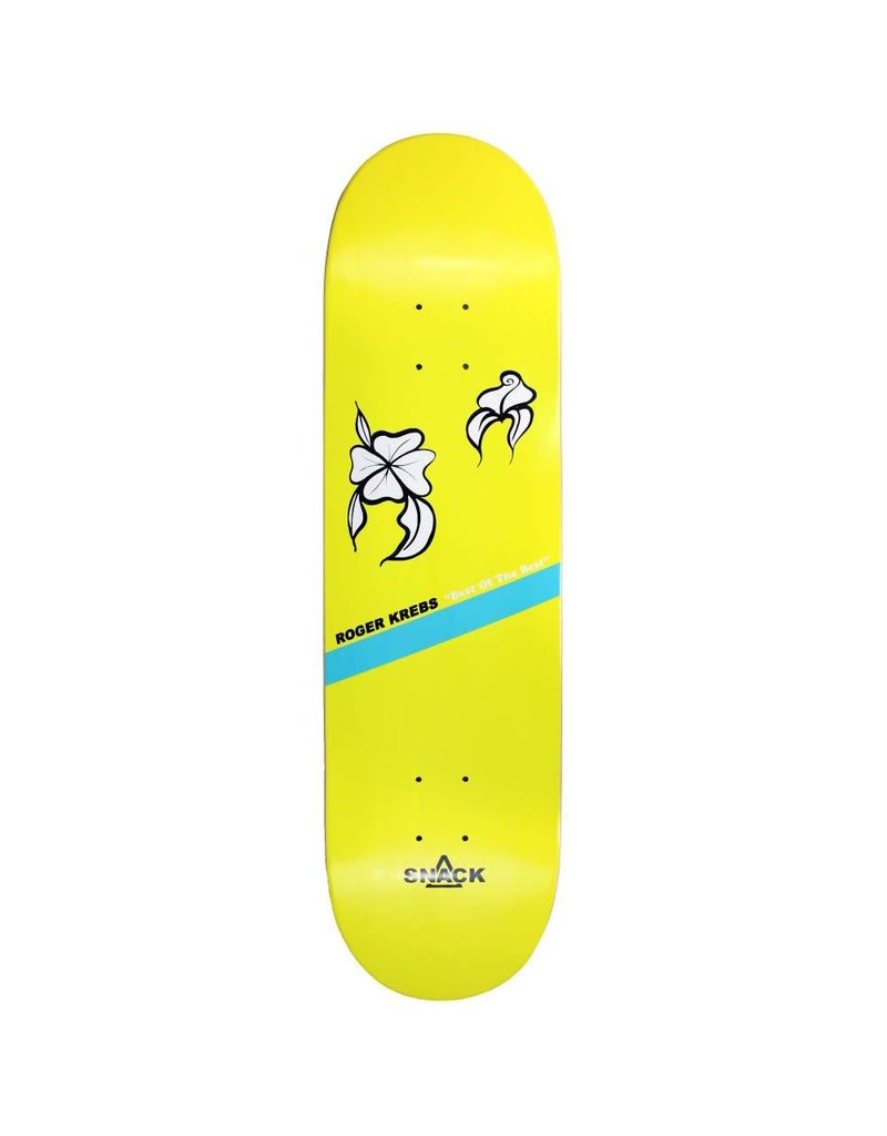 Snack Snack Krebs Congratulations Deck - 8.38 (Warped)