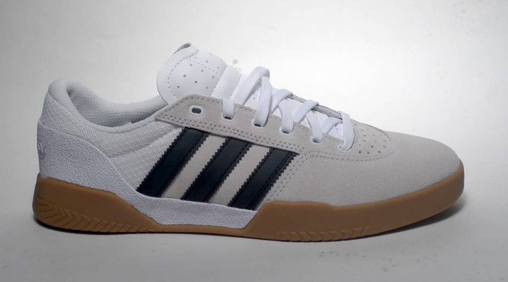 Adidas Adidas City Cup - White/Black/Gum