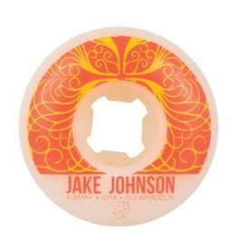 OJ wheels OJ 53mm Johnson Balance EZ edge 101a wheels (set of 4)