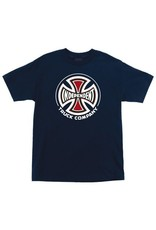 Independent Independent Truck co. Youth T-shirt - Navy