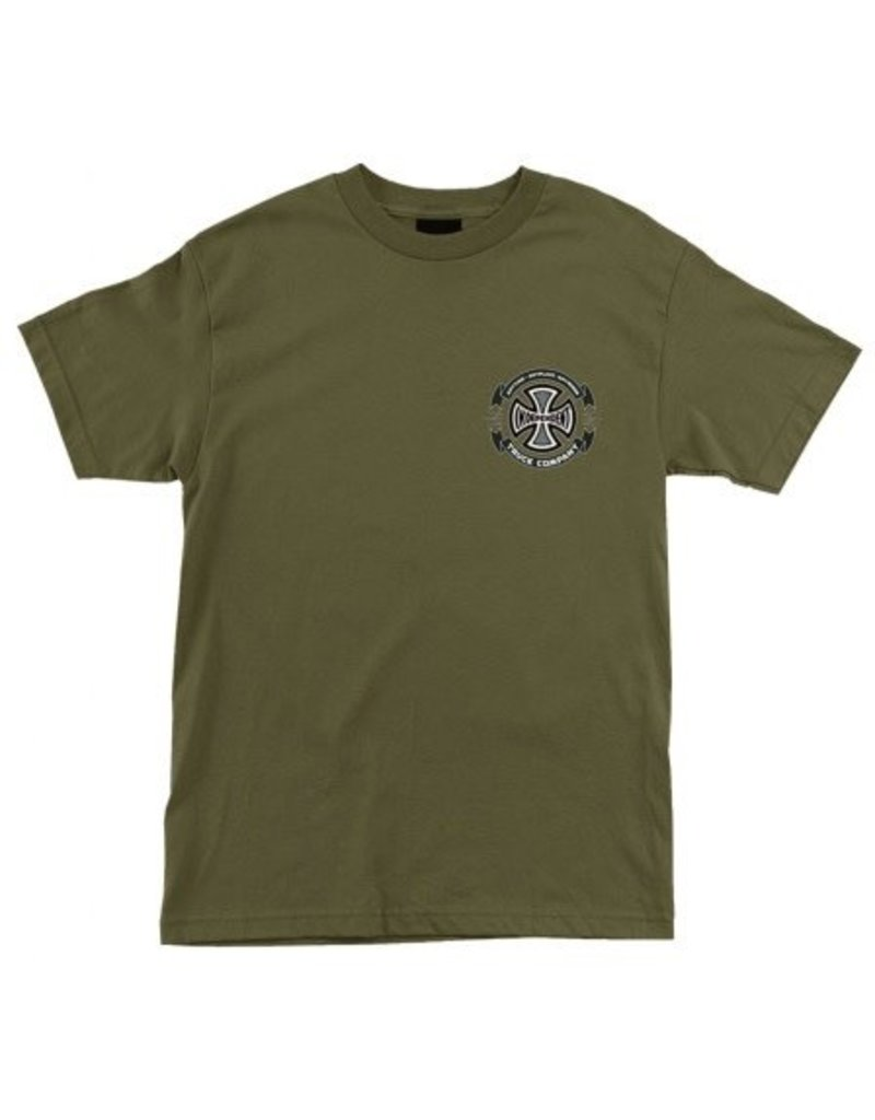 Independent Independent Triple A T-shirt - Military Green