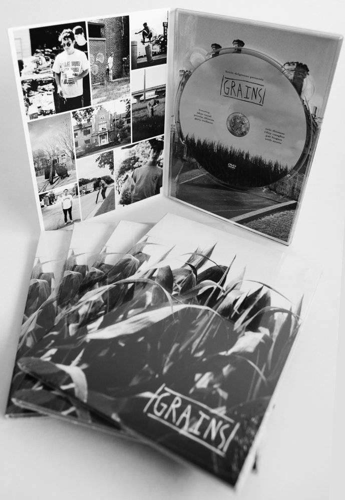 Grains Dvd/Booklet (Kevin Delgrosso)