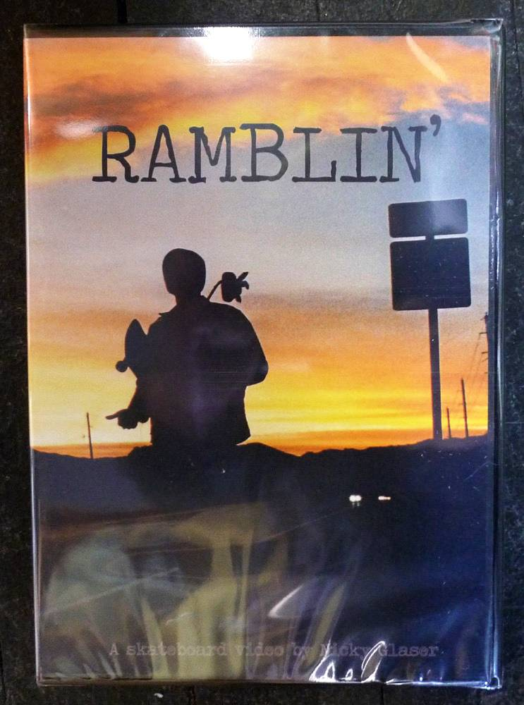 Ramblin' DVD (Nicky Glaser)