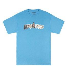 Fucking Awesome Fucking Awesome Plastic Woman T-shirt - Blue