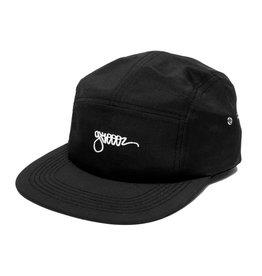 GX1000 Gx1000 One liner 5 Panel Hat - Black