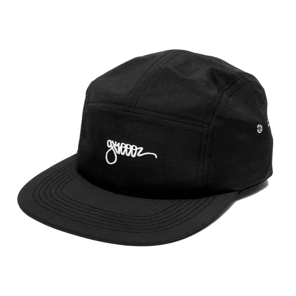GX1000 Gx1000 One liner 5 Panel Hat - Black