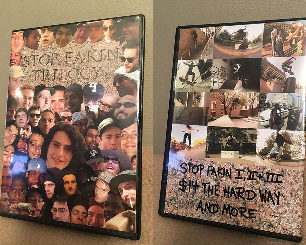 Stop Fakin Trilogy DVD