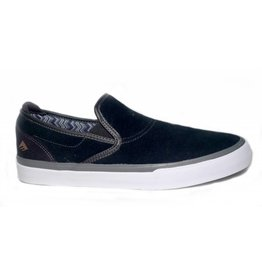 Emerica Emerica Wino G6 Slip on - Black/Grey/White
