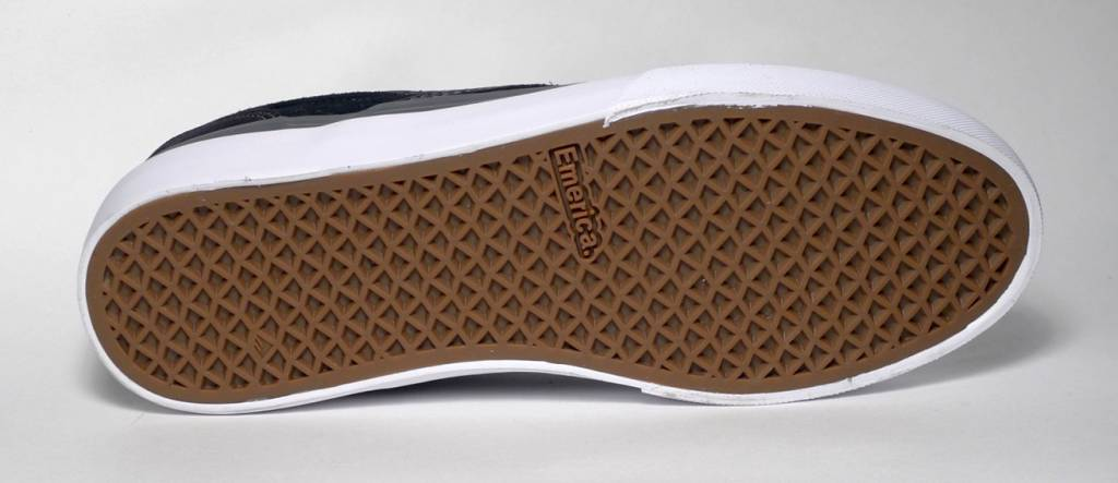 Emerica Emerica Wino G6 Slip on - Black/Grey/White
