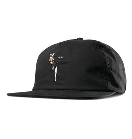 Emerica Emerica Lady Luck Strapback Hat - Black