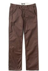 Vans Vans Mens Authentic Pro Chino (Straight fit) Pant -  Brown