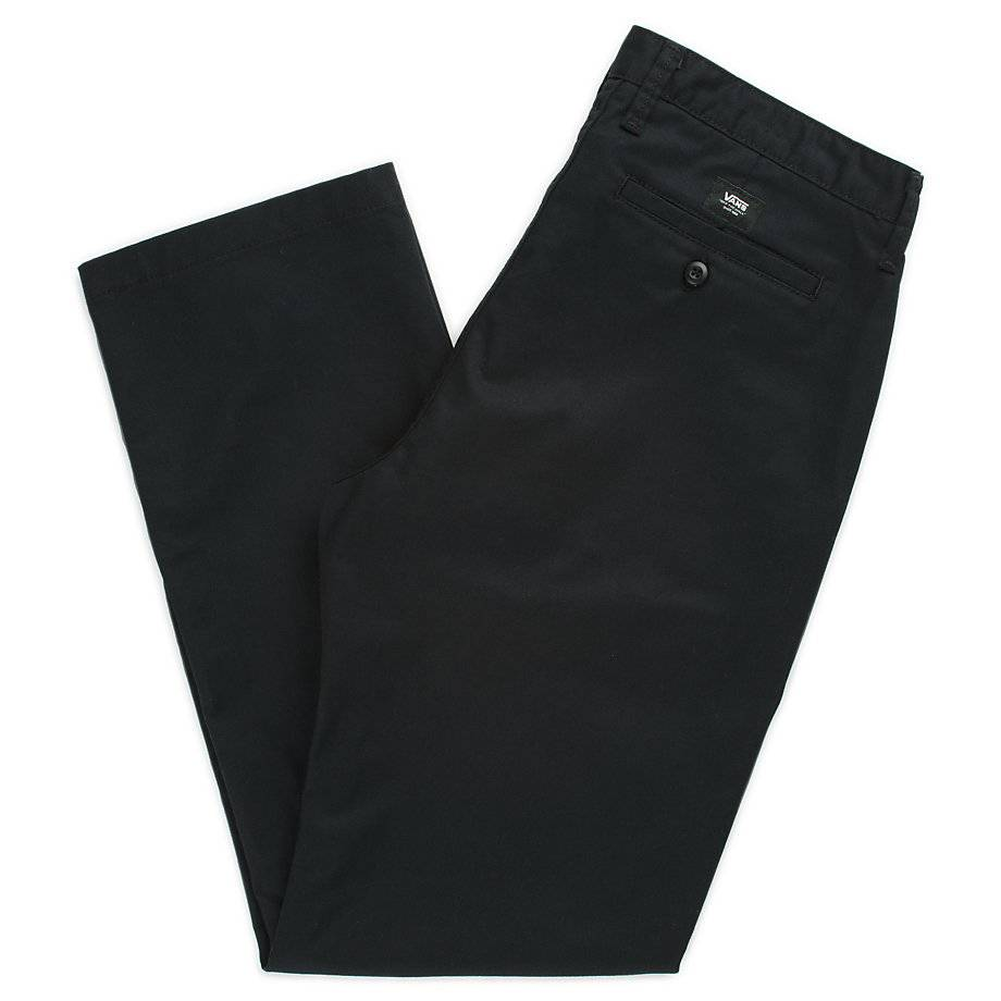 Vans Vans Mens Authentic Pro Chino (Straight fit) Pant -  Black