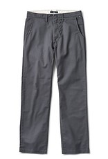 Vans Vans Mens Authentic Pro Chino (Straight fit) Pant -  Asphalt