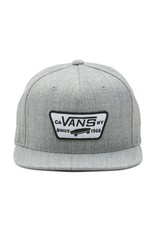 Vans Vans Full Patch snapback Hat - Heather Grey