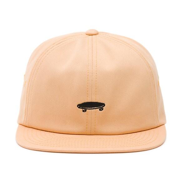 Vans Vans Salton II snapback Hat - Apricot Ice