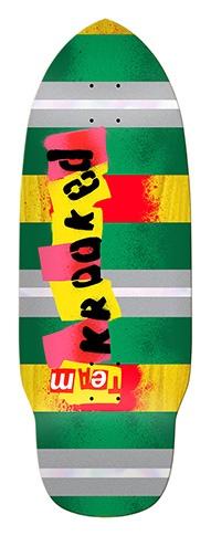 Krooked Krooked Team Rat Stick Deck - 10.20