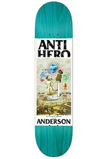 Anti-Hero Anti-Hero Anderson 4 Pillars Deck - 8.62