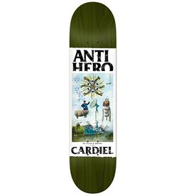 Anti-Hero Anti-Hero Cardiel 4 Pillars Deck - 8.40